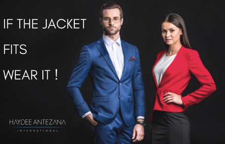 If The Jacket Fits, Wear It – Business Image